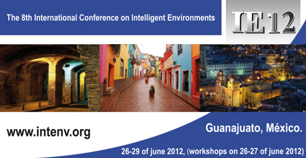 The 8th International Conference on Intelligent Environments - IE'12